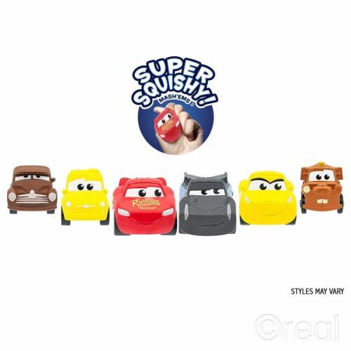 Disney Pixar/'s CARS 3-10 x MASH/'s capsule Scellée série 1 Tech 4 Kids