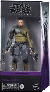 Star Wars The Black Series 6 Inch Figure Rebels Series - Kanan Jarrus IN STOCK