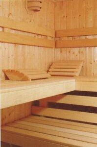 Saunaliege-Abachibank-Saunabank-Saunaholzbank-Abachi-Liege-Sauna-Holzbank