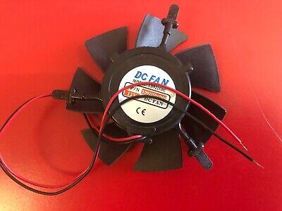 Fisher and Paykel Fridge Fan Motor FP883341 DC12V Inside The Freezer 86MM DI