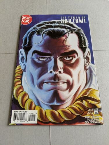 The Power Of Shazam #33 December 1997 DC Comics Ordway Krause Giordano