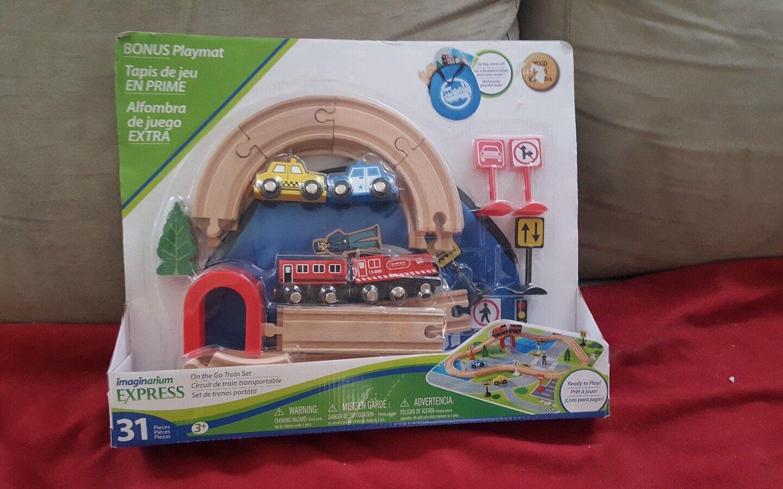 Imaginarium Express On the Go Train Set