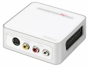 TERRATEC-Grabster-AV-350-MX-USB-2-0-Gut