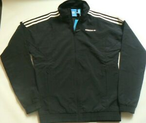1627662538c3d Adidas Originals Woven Track Top Jacket Navy Blue Size XS NEW TAGS ...