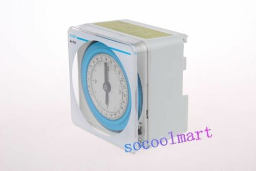 AH7111 AC 220V 10A 24 Hours Square Timer Switch