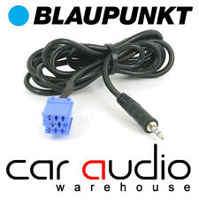 Blaupunkt Car Stereo MP3 iPod iPhone Mini ISO to 3.5mm Jack Aux In Cable Lead