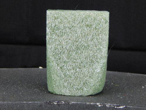 """2 Foam vase inserts 18/"""" Double Cemetery Flower Headstone//Tombstone Saddle+Foam"""