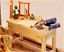 New 3D DIY Miniature Wooden Dollhouse Handcrafted Toys Building Doll Houses Gift