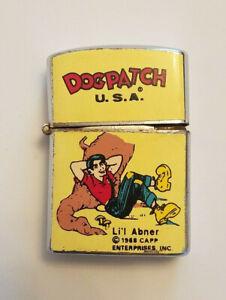 Dogpatch-Lil-Abner-Al-Capp-Lighter-1968-Japan