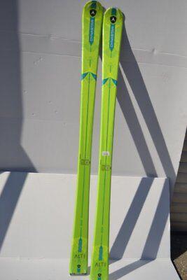Ski ° NEU  Tourenskiset Bdg Hagan Z02 Dynastar Alti Cham 75 Felle    °