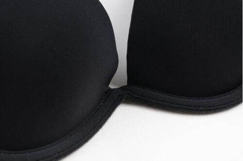 Women Super Boost Push Up Bra Padded Add 1 Cups Underwear Brassiere AA A B YQ12