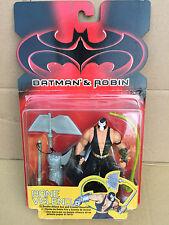 BATMAN & ROBIN BANE VELENO MOC VINTAGE NEW!!!