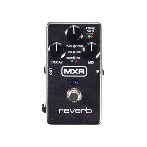 MXR M300 DIGITAL REVERB GUITAR PEDAL