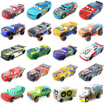 Disney Pixar Cars 3 Mcqueen Jackson Storm Cruz Metal Toy Car Model Diecast Toys Ebay