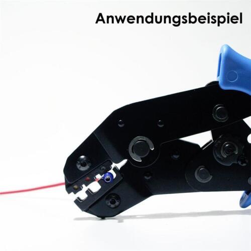 para cable 2,5mm² 500 azules virolas caña aislado Terminador azul
