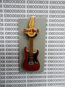 Hard Rock Cafe Rome 2003 - Wall Memorabilia - Worldwide HRC Guitar Series Pin