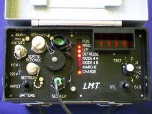 ATC-IFF avionic transponder test set ramp test BB39A