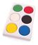miniatura 2 - 6 Acquerello Blocchi & Plastica Palette Bambini Scuola Craft Pittura Arte Z1019