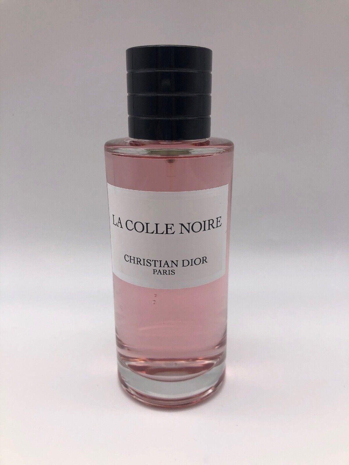 La Colle Noire Dior christian dior la colle noire eau de parfum 125 ml. 4.2 oz.