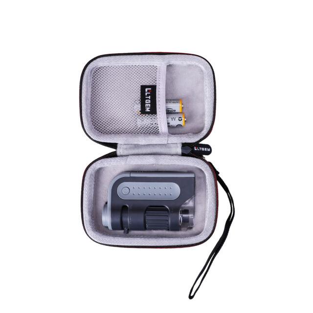Carson MicroBrite Plus LED Lighted Pocket Microscope