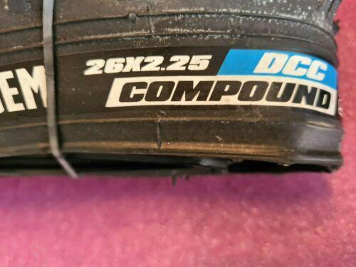 VeeTireCo 26 x 2.25 Crown Gem tube or tubeless MTB Bike Tyre DCC Comp UK stock