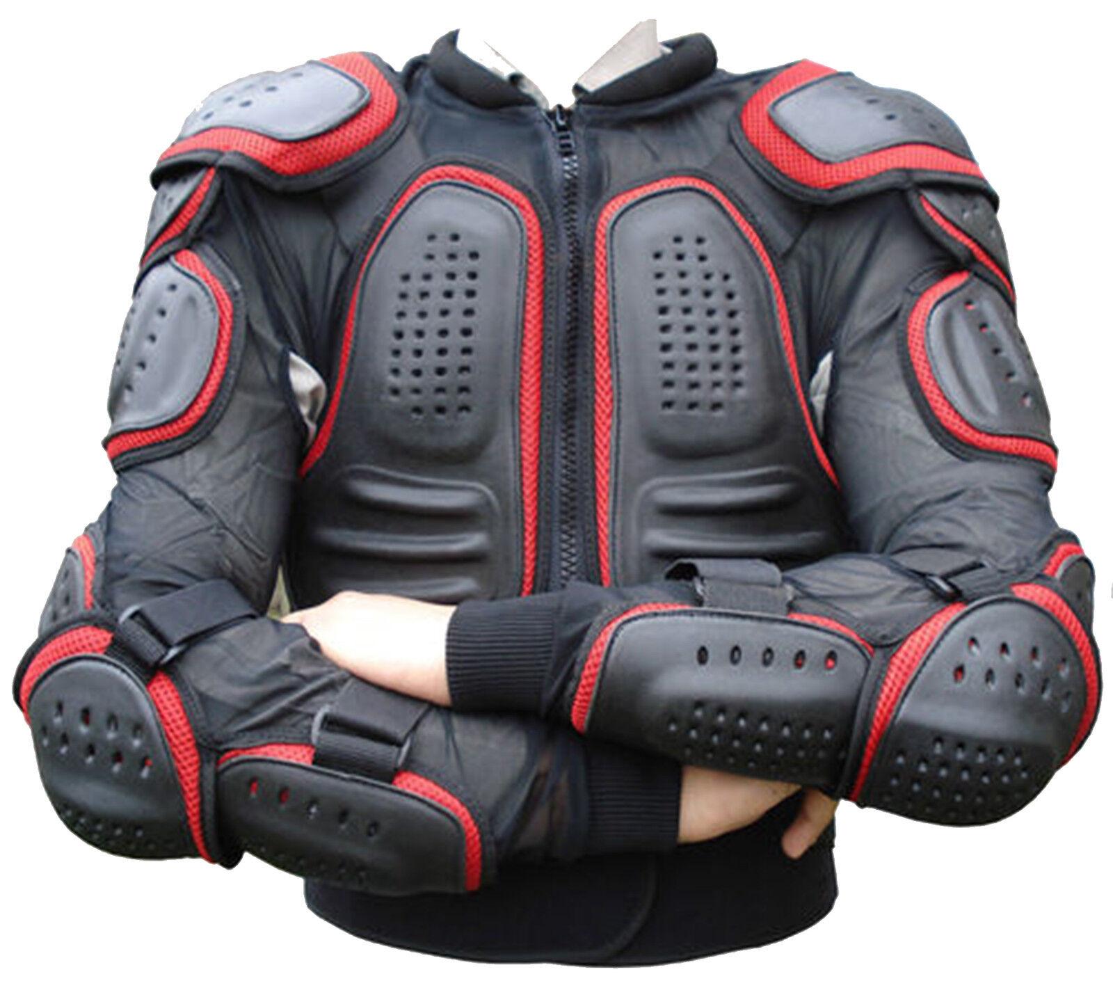 Moto da Motocross Cycle Motocicletta Predezioni per il Corpo Completo Giacca