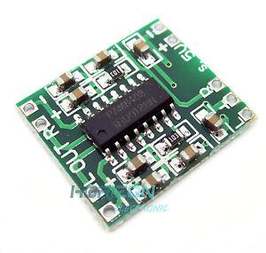 10pcs-DC-5-V-amplificateur-board-Class-D-2-3W-Alimentation-USB-Mini-PAM8403-Audio-Module