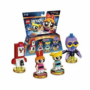 71346 BRAND NEW SEALED LEGO DIMENSIONS The Powerpuff Girls Team Pack