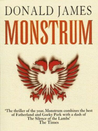 1 of 1 - Monstrum by Donald James (Paperback)