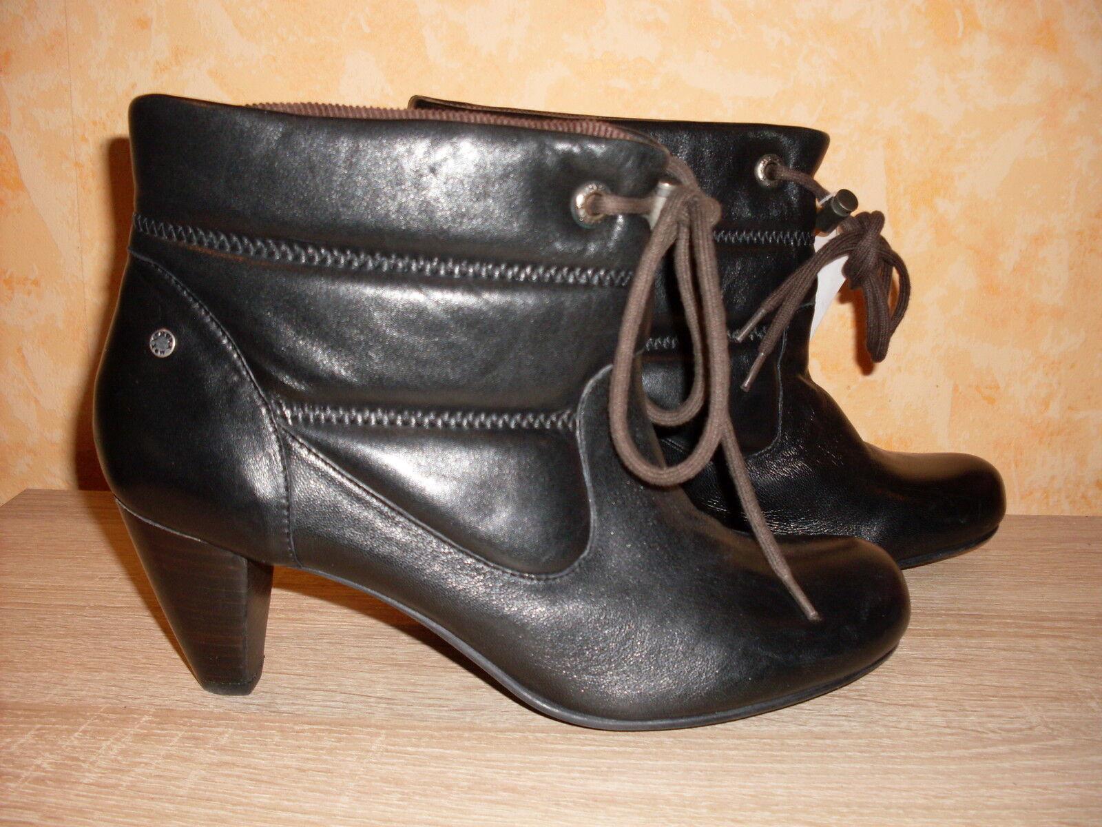 Damenschuh MEXX Stiefelette / Ankle Boot NEU in der Gr. 41 braun & Leder ansehen