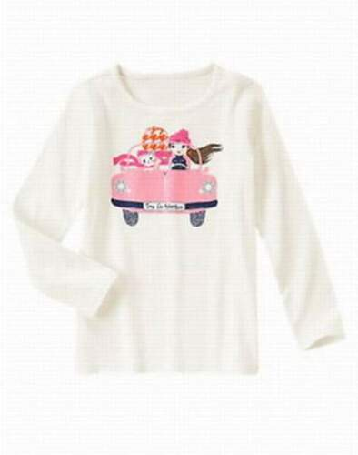 NWT Gymboree Girls Fairytale Forest Time For Adventure Tee Top Size 5