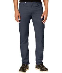 Dickies Para Hombre Pantalones Informales Pantalones Conicos Gris 36w X 32l Ebay