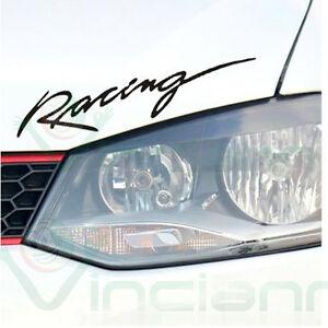 Adesivo-sticker-RACING-auto-moto-car-tuning-STYLING-NERO-29x7-cm-RNG1