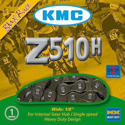 KMC Z510H Chain For BMX and Single Speed Bikes