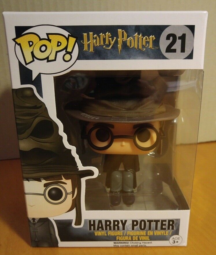 Funko Pop Harry Potter 21 - Harry Potter