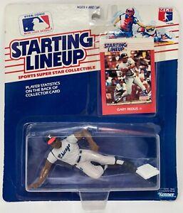 1988 KENNER STARTING LINEUP MLB GARY REDUS CHICAGO WHITE SOX MOC
