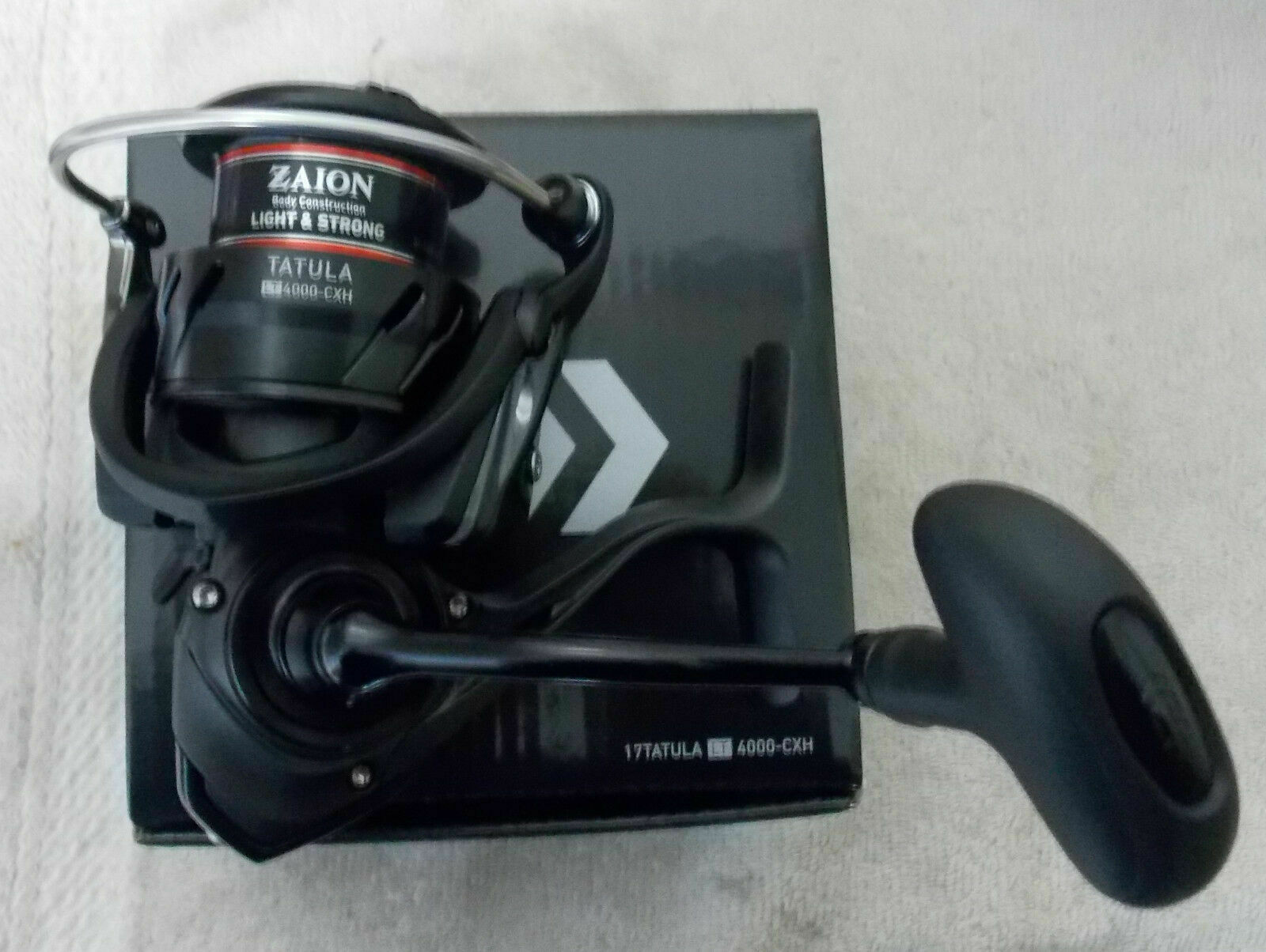 Daiwa Tatula TALT4000-CXH Spinning Fishing Reel