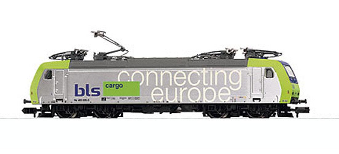Minitrix Scala N 12159 Loco Elettrica Re 485 005-3 BLS Connecting Europe OVP