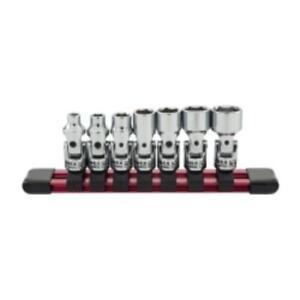 Sunex-19000U-Tools-7-piece-1-4-In-Drive-Universal-Socket-Set-Fractional-Sae