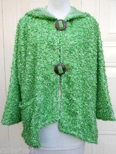 Jacket Size Lagenlook 24 Plus Neslay 20 Green HIqEw80Hx