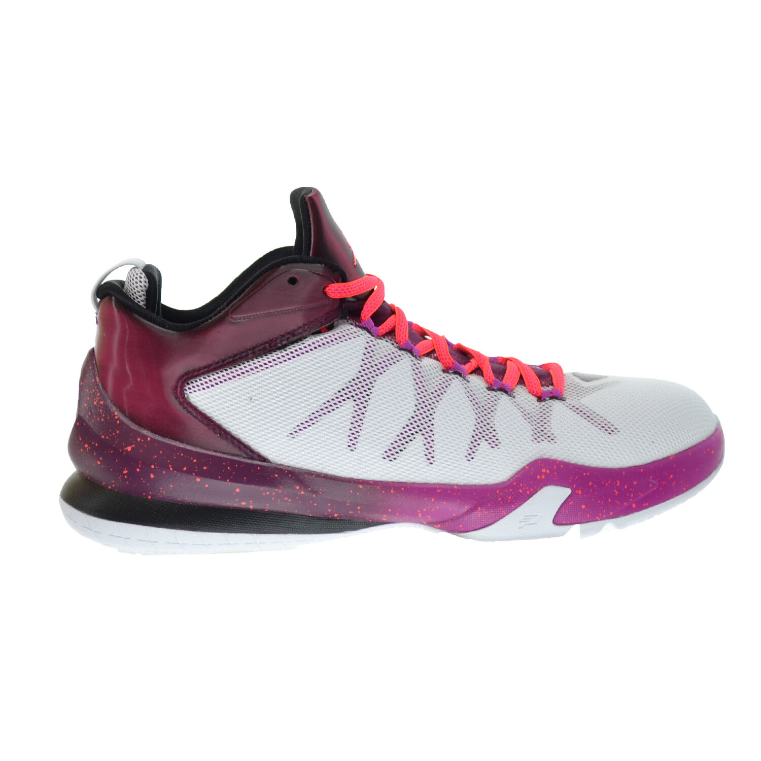 Man's/Woman's Jordan CP3.VIII AE Men's Basketball Shoes White/Infrared White/Infrared Shoes 23-Fuchsia 725173-113 Easy to use new Popular recommendation GH57333 7f8360