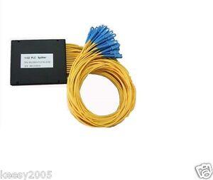 492861 SC//UPC  1x32 Fiber Optic Splitter,PLC Splitter Module SM 1M