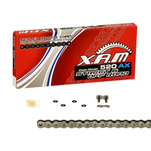 90-03 XAM Extra 3 to 3uw dj02 Silent kettensatz YAMAHA XT 600 E E-STARTER