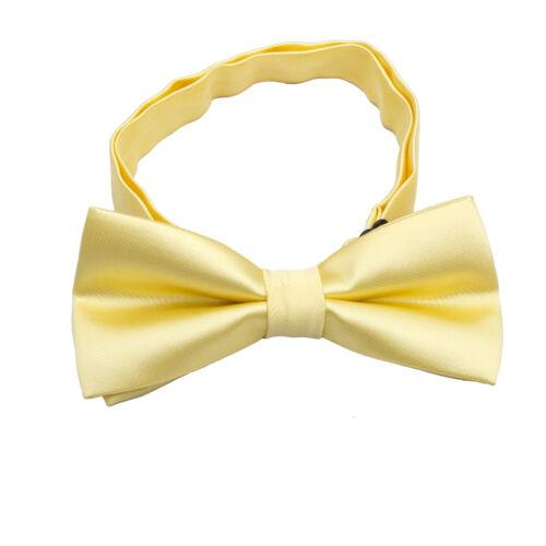 Enfants Bébé Garçons Toddler Infant Bowtie Pré Attaché Mariage Parti Bow Ties cravate