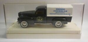 Solido-1-43-Escala-Modelo-de-Metal-SO19-Dodge-039-Maidenhead-Modelo-Club-034