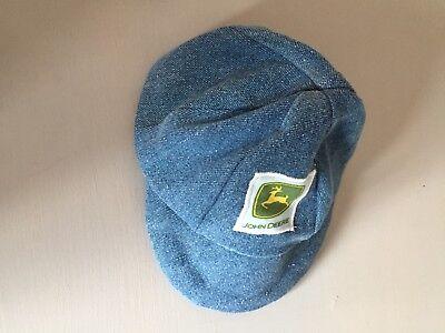 0aead4f0272 John Deere Denim Baby Infant Hat Cap