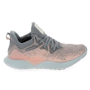 Details about Adidas Alphabounce beyond Gray Pink