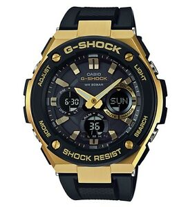 Casio-G-Shock-G-STEEL-GSTS100G-1A-Solar-Gold-Steel-Black-Resin-Ivanandsophia