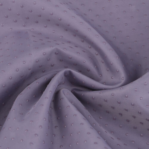 Anti Slip Polyester Non Skid Dot Rubber Treated Fabric for Gloves Tablecloth