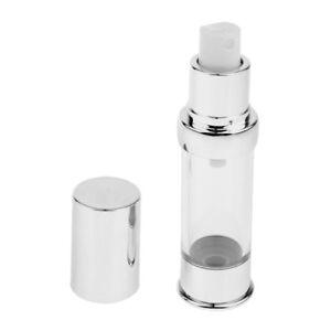 Sterile-Airless-White-Pump-Bottle-15ml-Lotion-Foundations-Bottles-For-Travel